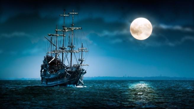 old-ship-in-sea-moon-night-wallpaper-1280x720