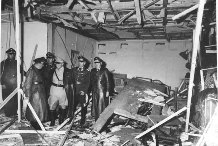 Hitler-Attentat, 20. Juli 1944