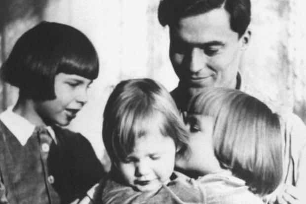 stauffenberg family