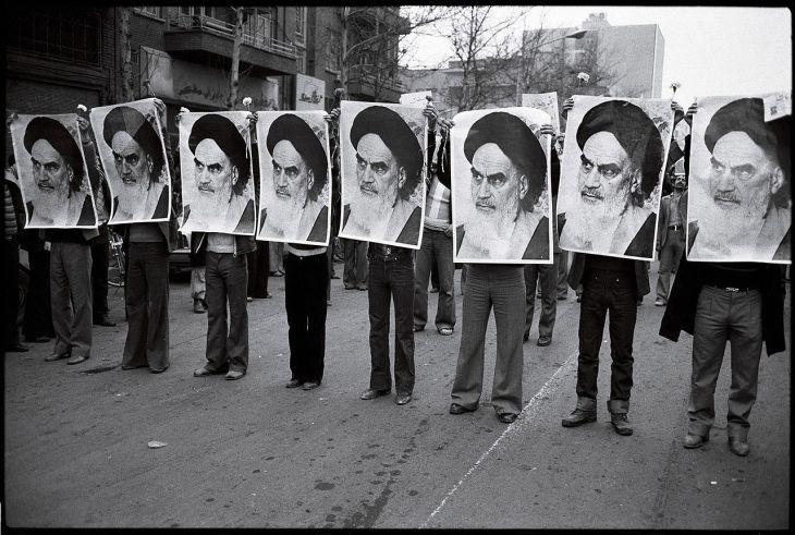 Khomeini Iran Revolution 1978 Argo