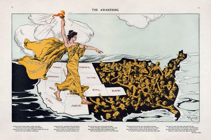 Votes for Women US Referendum