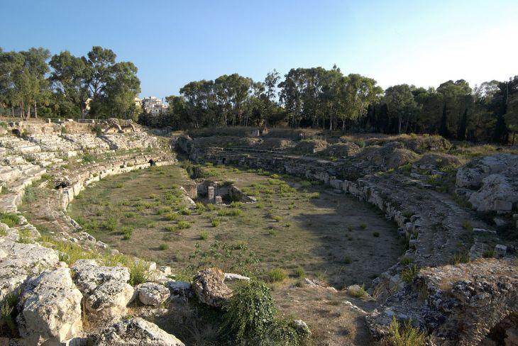 Syracuse amphiteater