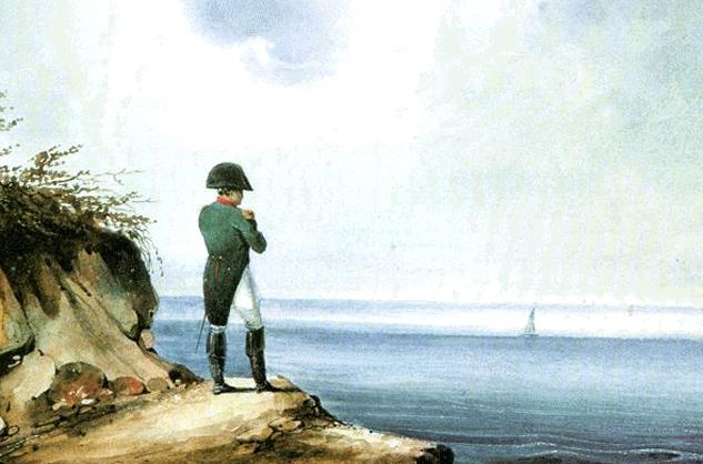 Napoleon-a-Sainte-Helene