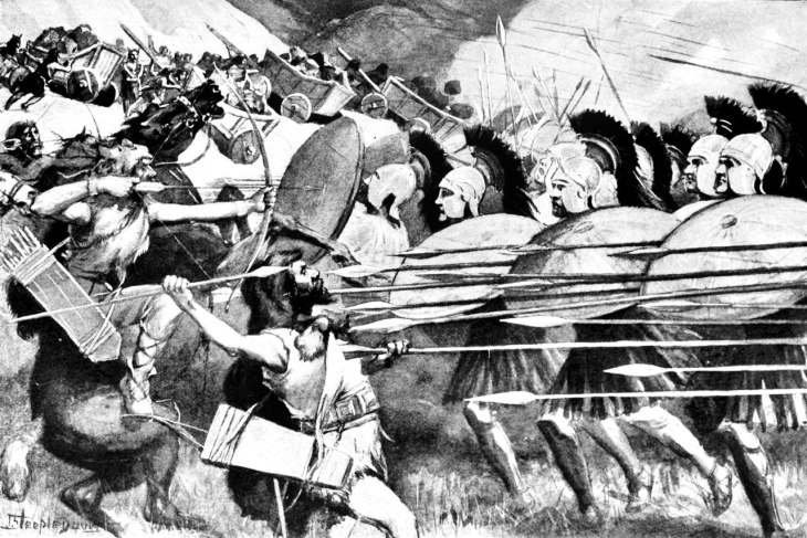 1280px-The_Macedonian_phalanx_at_the_Battle_of_the_Carts_against_the_Thracians_in_335_BCE