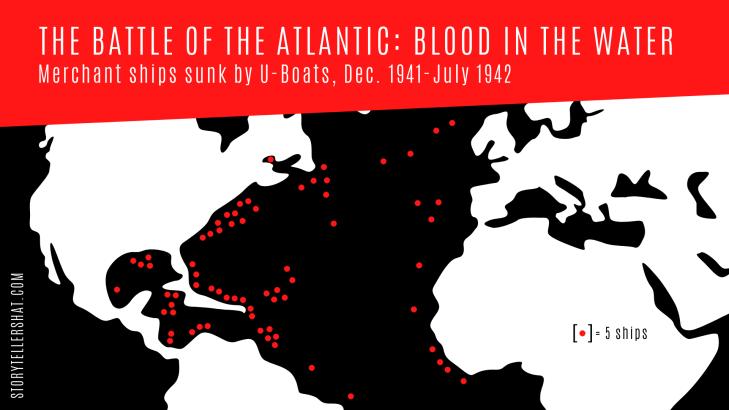 TSH - Battle of the Atlantic Operation Habbakuk WW2